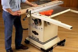 Woodworking Magazine Table Saw Reviews by Tool Review Hybrid Tablesaws