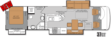 Type B Motorhome Floor Plans Class B Rv Floor Plans Estate Buildings Information Portal