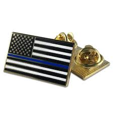 American Flag Hard Hat Thin Blue Line Usa Law Enforcement Products