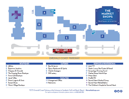 Sandestin Florida Map by The Market Shops The Market Shops Shopping Restaurants And