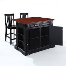 Free Standing Kitchen Islands Canada Kitchen Islands River House Kitchen Island With Slide Out Table