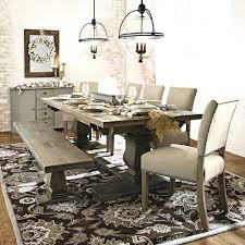 83 handmade rustic wood dining table set 80000 via etsy wooden