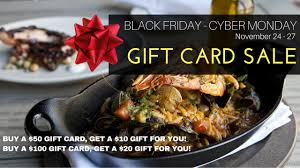 cyber monday gift card deals black friday cyber monday gift card sale chef michael psilakis