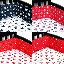 Yankees Crib Bedding Yankees Bedding Set New Bed Sheets Set Baseball Bedding New New