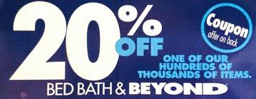 bed bath and beyond coupons online 8 bed bath beyond 20 off