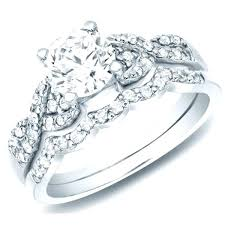 wedding ring sets uk cheap bridal wedding ring sets s cheap wedding and engagement ring