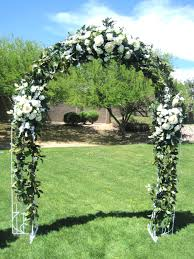 wedding arch greenery unique wedding arch decoration ideas iawa cool arches birdcages