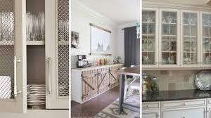 how do you reface kitchen cabinets yourself 10 diy kitchen cabinets refacing ideas