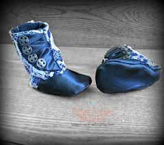 Halloween Baby Gifts Steam Punk Baby Boots Victorian Baby Shoes Baby Gifts