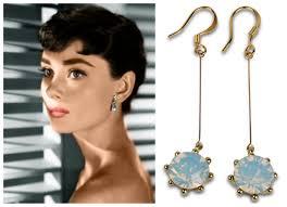 hepburn earrings 37 hepburn earrings hepburn earrings breakfast at