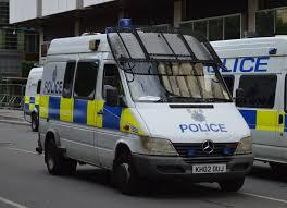 bmw sprinter van hertfordshire police mercedes sprinter