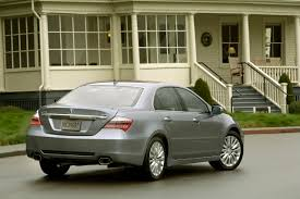 acura rl 2011 acura rl facelift revealed autoevolution