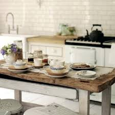 table cuisine bois brut table cuisine bois brut