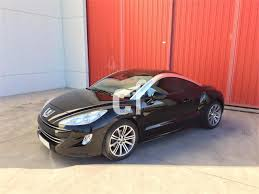 peugeot rcz 2010 used peugeot rcz cars spain
