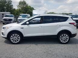 Ford Escape Ecoboost - 2017 ford escape titanium 4x4 crossover for sale in ga