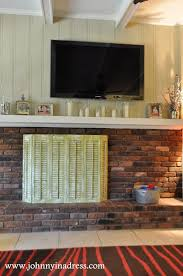 Diy Fireplace Cover Up 11 Best Diy Fireplace Screens Images On Pinterest Fireplace