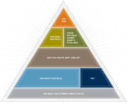 the healthy way of life food pyramid part 1 articles