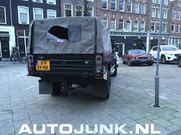 kahn land rover defender double cab land rover defender double cab foto u0027s autojunk nl 158912