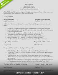 a perfect resume sample how to write a perfect receptionist resume examples included receptionist resume legal