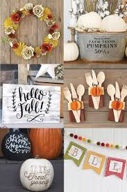 cricut fall projects everything you need to decorate for fall