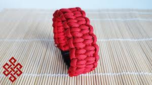 paracord bracelet youtube images How to make a blaze bar paracord bracelet tutorial jpg