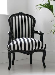 Accent Chairs Black And White Best 25 Black And White Chair Ideas On Pinterest Striped Chair