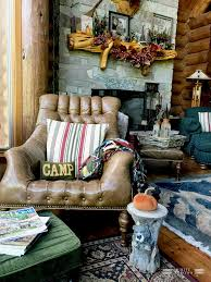 fall home tour warm autumn colors outside inspire inside decor