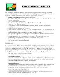basic resume template pdf http www resumecareer info basic