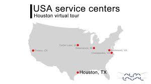 Map Service Center Alfa Laval Houston Service Center Virtual Tour Youtube