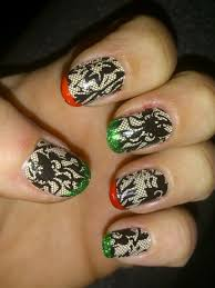 120 best nails mine weekly images on pinterest black burberry