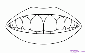 coloring pages of teeth brush your page dental for about brushing