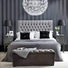 chambre noir et blanc design interessant decoration chambre noir et blanc deco on d interieur