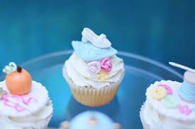 Cinderella Cupcakes Kara U0027s Party Ideas Yellow U0026 Blue Cinderella Birthday Party