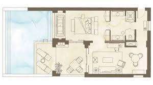 Infinity Condo Floor Plans Ionian Exclusive Grand Infinity Suites The Romanos A Luxury