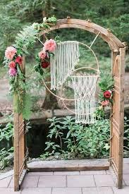 wedding arches decor 40 macrame wedding ideas that excite happywedd