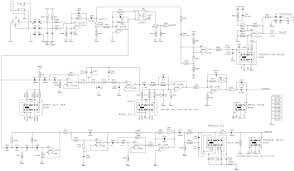 2 1 home theater circuit diagram behringer b2031 schematic active 2 way reference studio monitor
