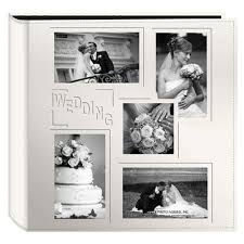wedding album 4x6 pioneer photo albums 5col240 collage frame embossed 5col240w b h