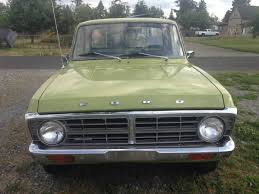 1974 ford courier pickup truck for sale in summit wa 4k