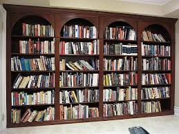 Floor To Ceiling Bookcases Floor To Ceiling Bookshelves For The Bibliophile Reeces Fine