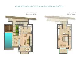 one bedroom villas with private pool daios cove crete