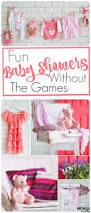 non game baby shower ideas