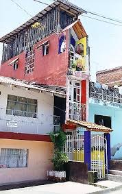 Narrowest House In The World Uruapan The Real Mexico Mexico Travel