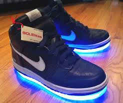 light up sole shoes diy cool light up shoes 6