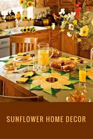 Home Decor Direct by Best 20 Sunflower Home Decor Ideas On Pinterest Spring