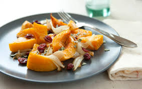 roasted butternut squash with and cranberries whole foods