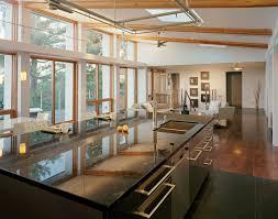 dazzling ideas 5 contemporary open concept house plans plans