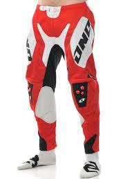 one motocross gear one industries red white honda 2013 world motocross defcon mx pant