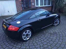 audi tt 1 8 petrol manual 225hp quattro v5 turbo leather