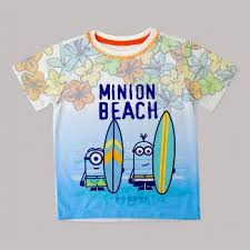 Purple Minion Shirt Toddler Youth Tee Shirts Minions Target