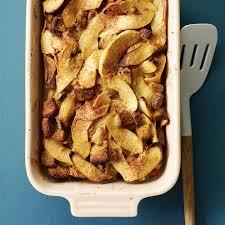 cooking light breakfast casserole spiced apple breakfast casserole recipes weight watchers